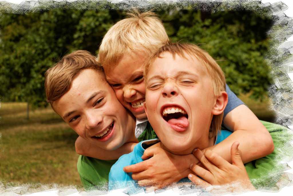 Gespräch mit Kindern - Warum ich vor Gott pupsen darf