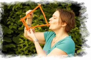 3D Spielen im Kindergottesdienst mit dem Zollstock